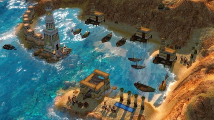 Age of Mythology Extended Edition Steam Gift EUROPE