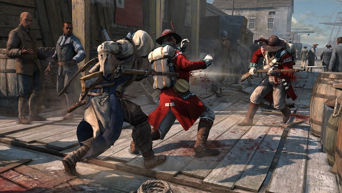 Assassin's Creed III Steam Gift GLOBAL