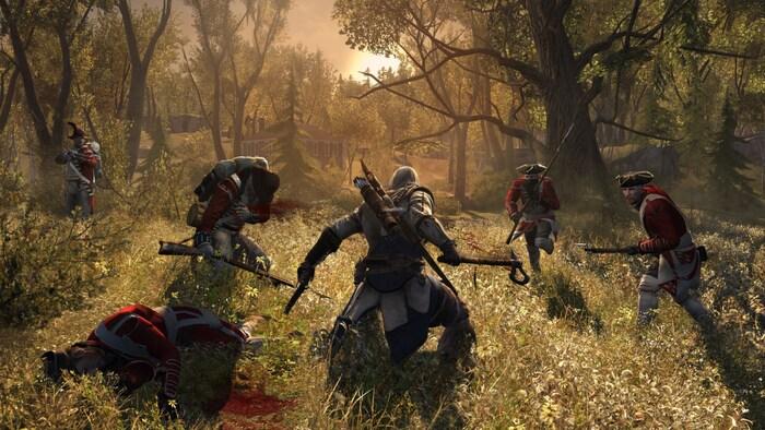 Assassin's Creed III Ubisoft Connect Key GLOBAL
