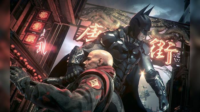 Batman: Arkham Knight Steam Key GLOBAL