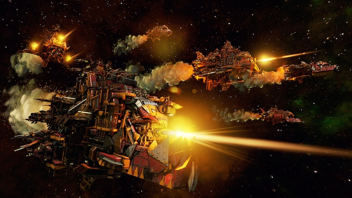 Battlefleet Gothic: Armada Steam Key GLOBAL