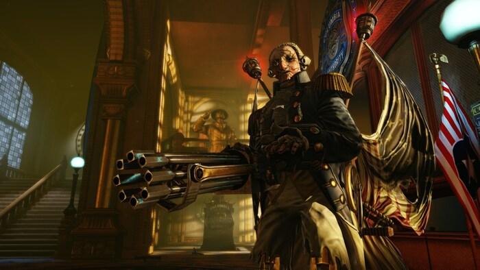 Bioshock Infinite (PC) - Steam Key - GLOBAL