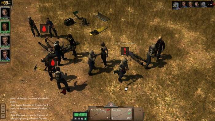 Dead State: Reanimated Steam Key GLOBAL