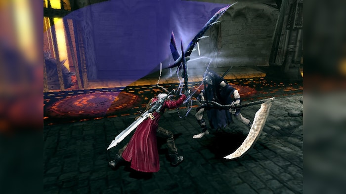 Devil May Cry 3&4