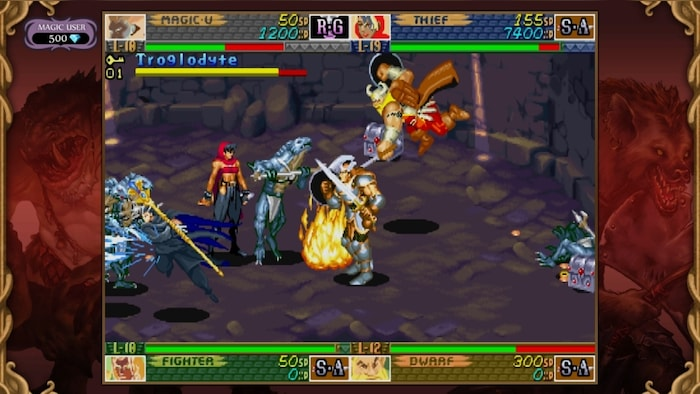 Dungeons & Dragons: Chronicles of Mystara Steam Key GLOBAL