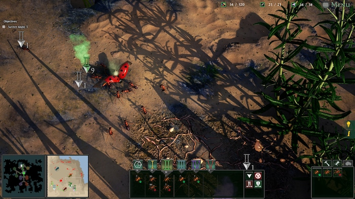 Empires of the Undergrowth Steam Gift GLOBAL