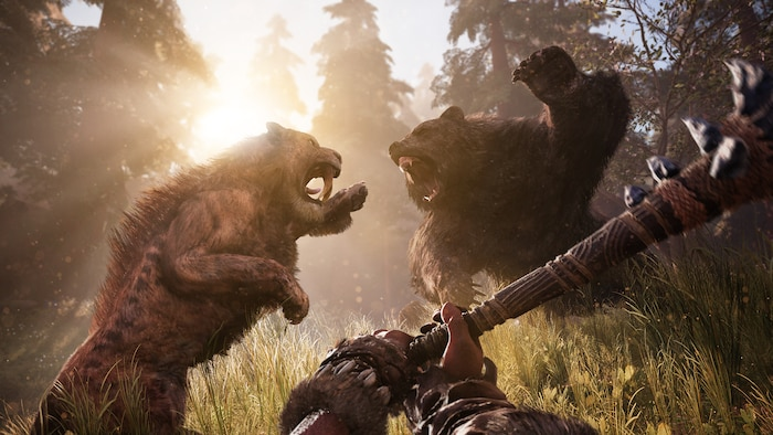 Far Cry Primal Ubisoft Connect Key ROW