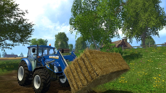 Farming Simulator 15 Steam Key GLOBAL
