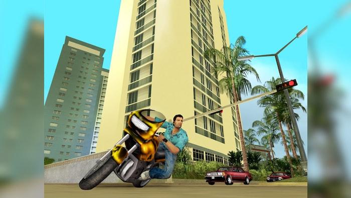 Grand Theft Auto: Vice City Steam Key GLOBAL
