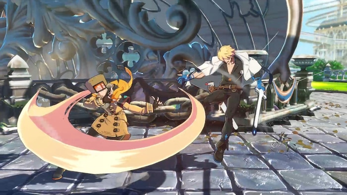 Guilty Gear (the whole deal)