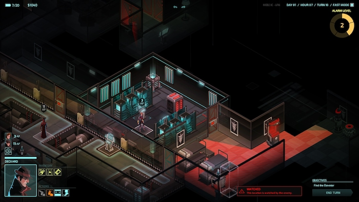 Invisible, Inc. Steam Key GLOBAL