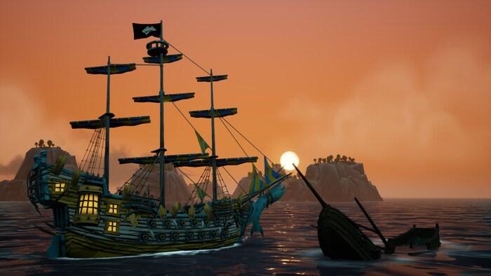 King of Seas (PC) - Steam Key - GLOBAL