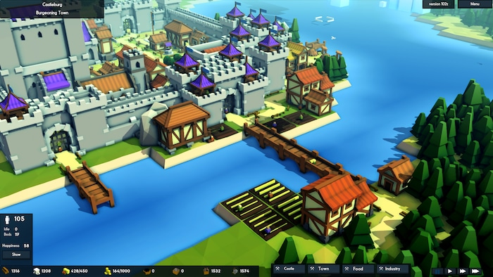Kingdoms and Castles Steam Gift GLOBAL