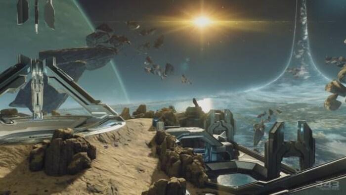 MA5 Assault Rifle – the Halo series