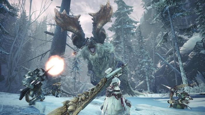 Monster Hunter World: Iceborne (PC) - Steam Key - GLOBAL