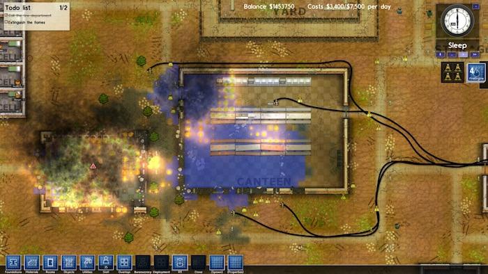 Prison Architect Steam Key GLOBAL