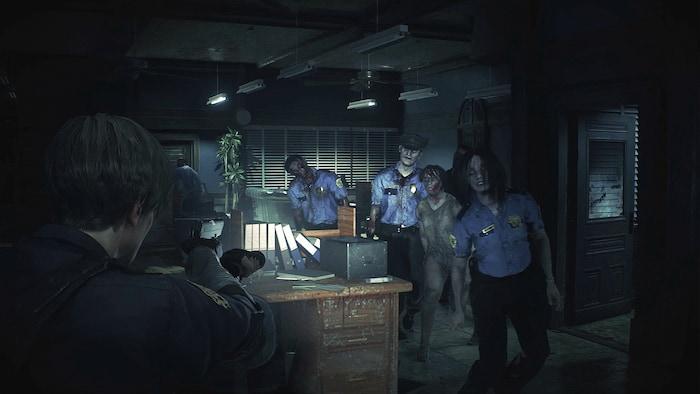 Resident Evil 2 & Remake