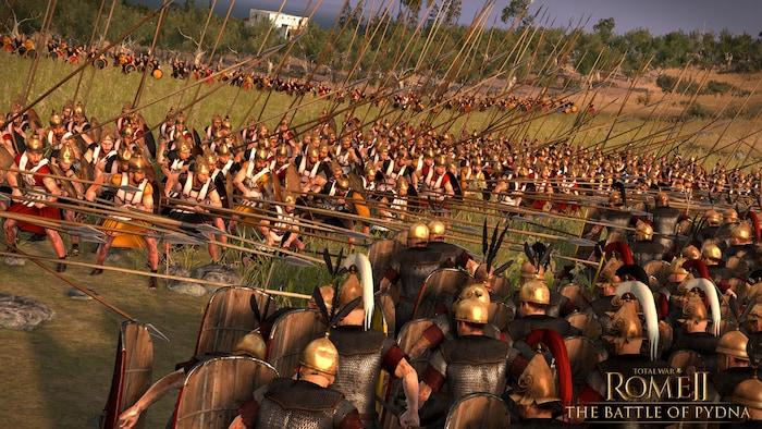 Rome: Total War & Total War: Rome II