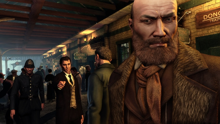 Sherlock Holmes: Crimes and Punishments Steam Key GLOBAL