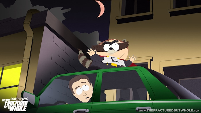 South Park: The Stick of Truth & South Park The Fractured But Whole
