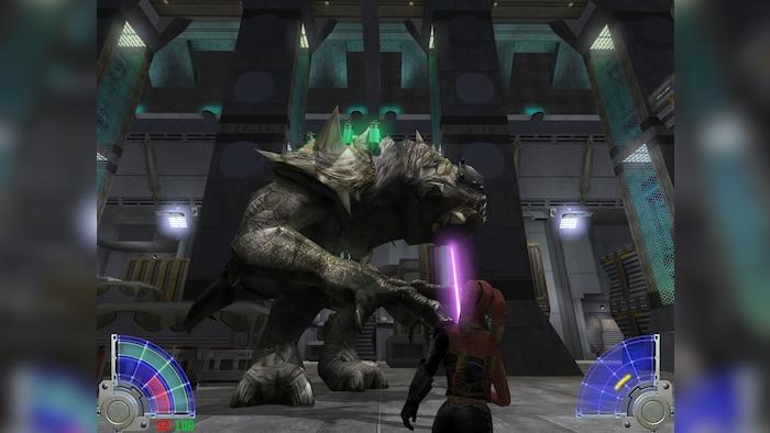 Star Wars: Jedi Knight games