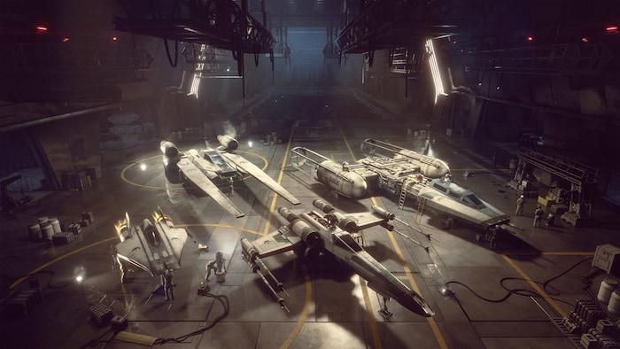 STAR WARS™: Squadrons (PC) - Origin Key - GLOBAL