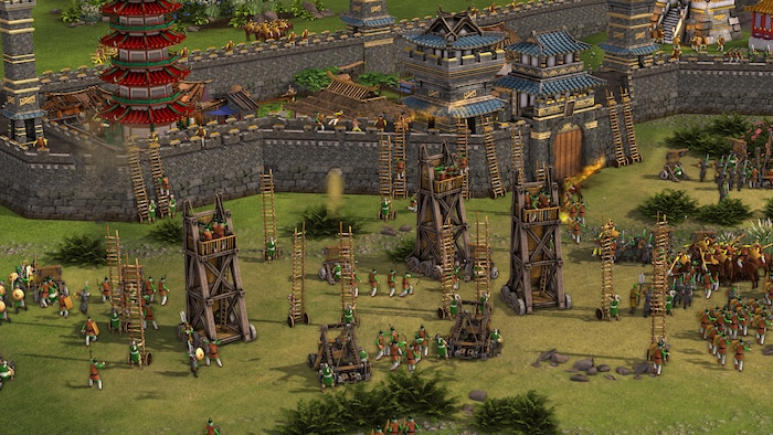 Stronghold Warlords (Stronghold 3)