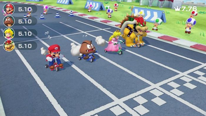 Super Mario Party Nintendo Switch Nintendo Key NORTH AMERICA