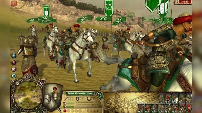 The Kings' Crusade Steam Key GLOBAL