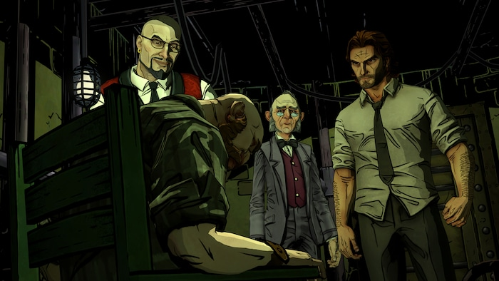 The Wolf Among Us Steam Key GLOBAL