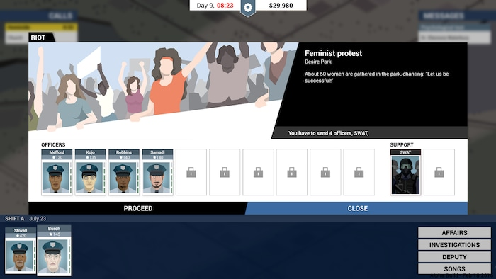This Is the Police Steam Key GLOBAL