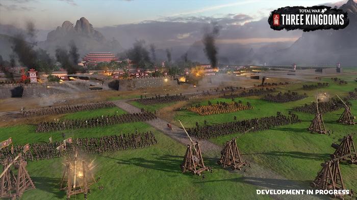 Total War: THREE KINGDOMS (PC) - Steam Key - GLOBAL