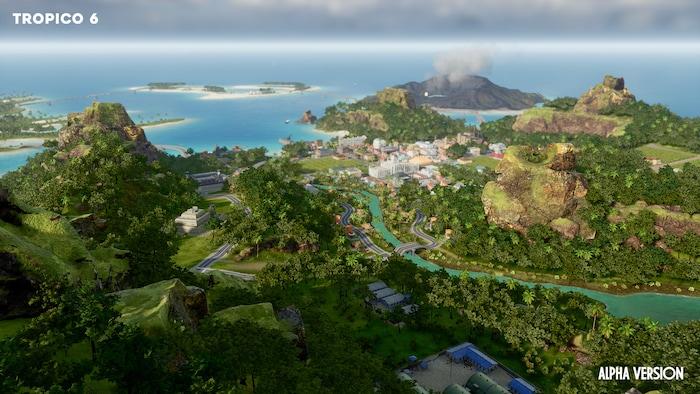 Tropico 6 Steam Key GLOBAL