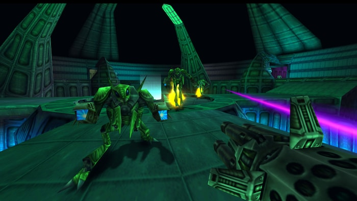 Turok: Dinosaur Hunter & Turok 2: Seeds of Evil
