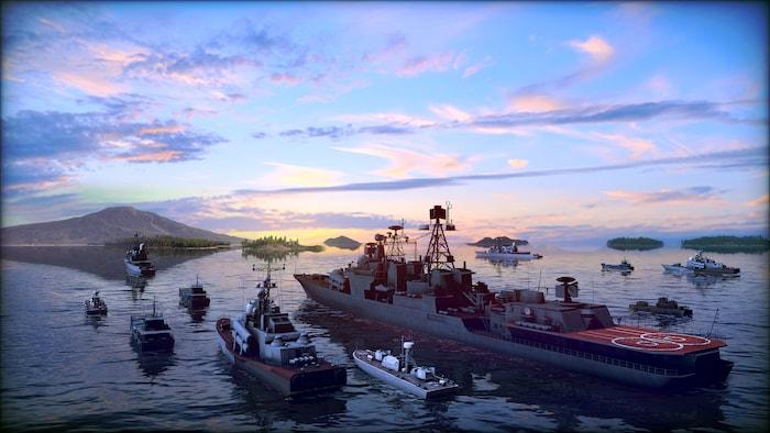 Wargame: Red Dragon Steam Key GLOBAL