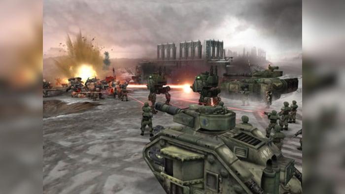 Warhammer 40,000: Dawn of War Steam Key GLOBAL