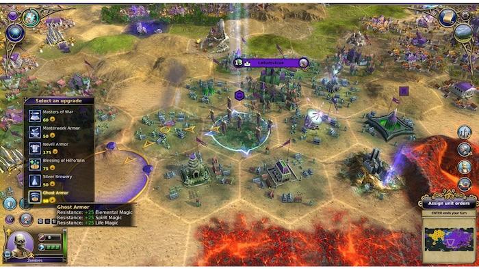 Warlock - Master of the Arcane Steam Key GLOBAL