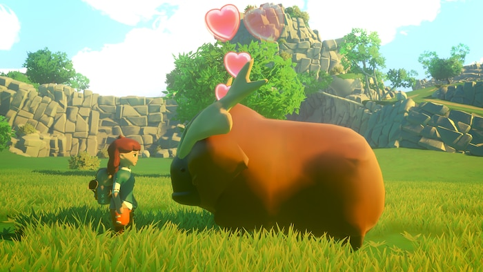 Yonder: The Cloud Catcher Chronicles Steam Gift EUROPE
