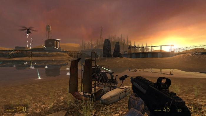 Zero Point Energy Field Manipulator – Half-Life 2