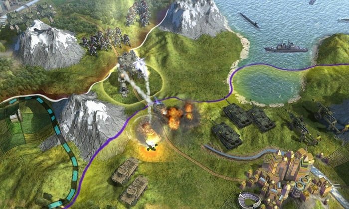 Sid Meier's Civilization V Game of the Year Edition Steam Key GLOBAL - 3