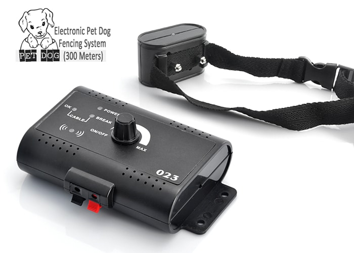 Electronic Pet Dog Fencing System (300 Meters) - 2