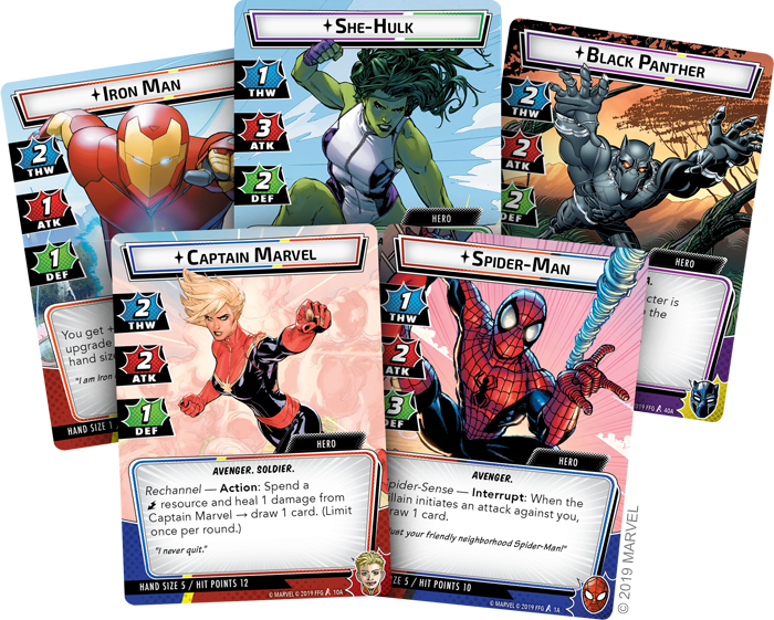 Marvel Champions: The Card Game - 5