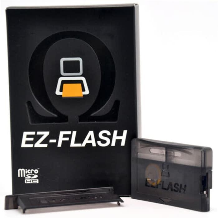 EZ-FLASH Omega Upgraded EZ-FLASH Reform IV EZ4 GBA/SP/NDS/NDSL Game Boy Advance Gaming - 2