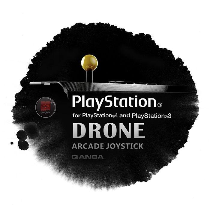 Qanba N2 - PS4 - 01 Drone Joystick for PlayStation 4 / 3 - 3