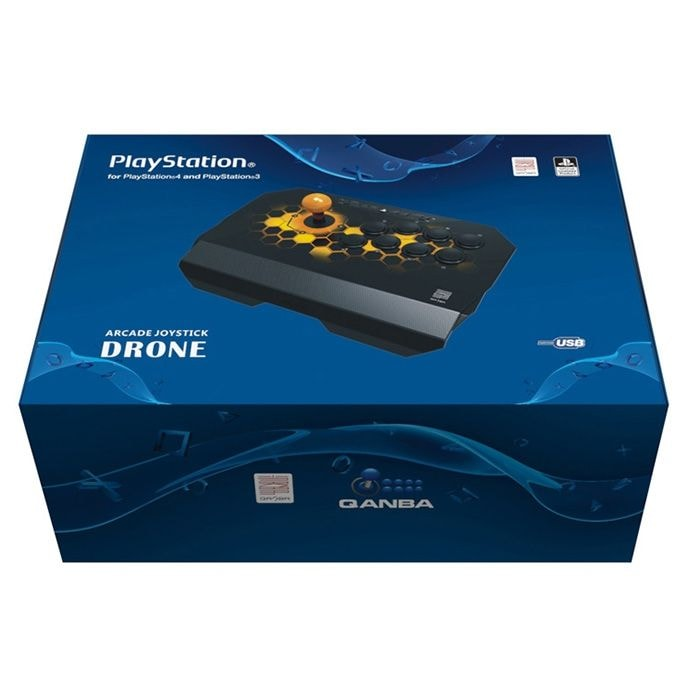 Qanba N2 - PS4 - 01 Drone Joystick for PlayStation 4 / 3 - 7