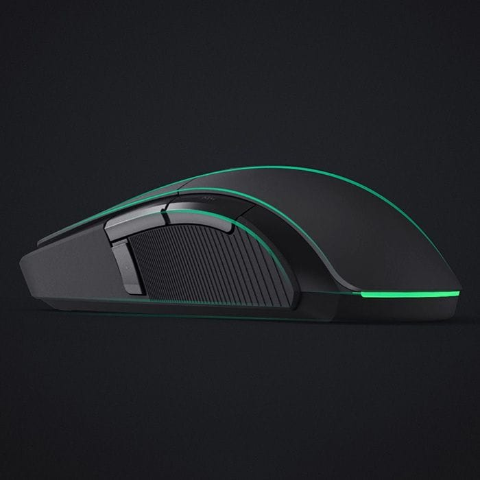 Xiaomi Wired / Wireless Optical Gaming Mouse 7200DPI Programmable RGB - 2