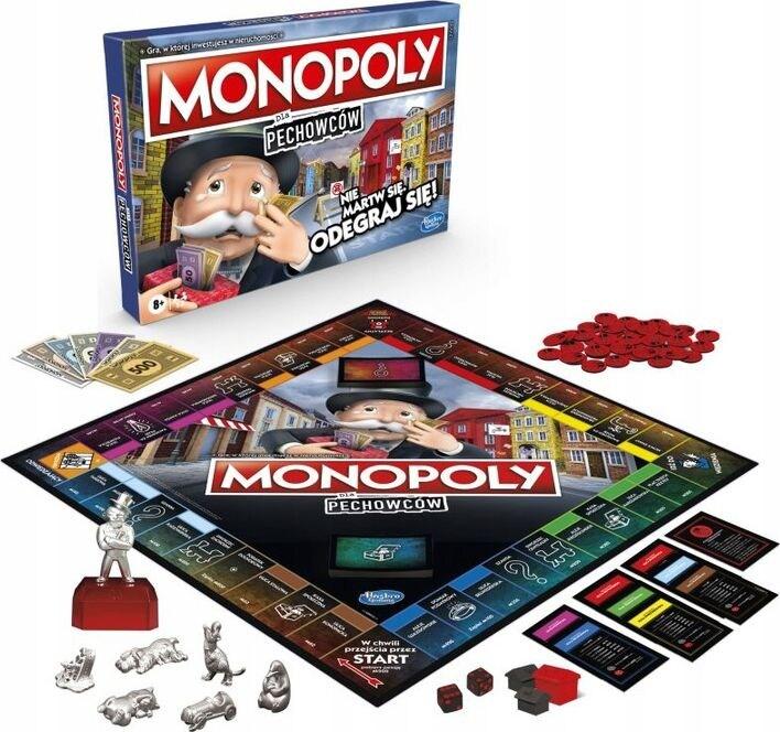 Hasbro Monopoly Dla Pechowców (E9972) - 1