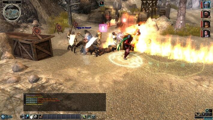 Neverwinter Nights 2 Complete GOG.COM Key GLOBAL - 2