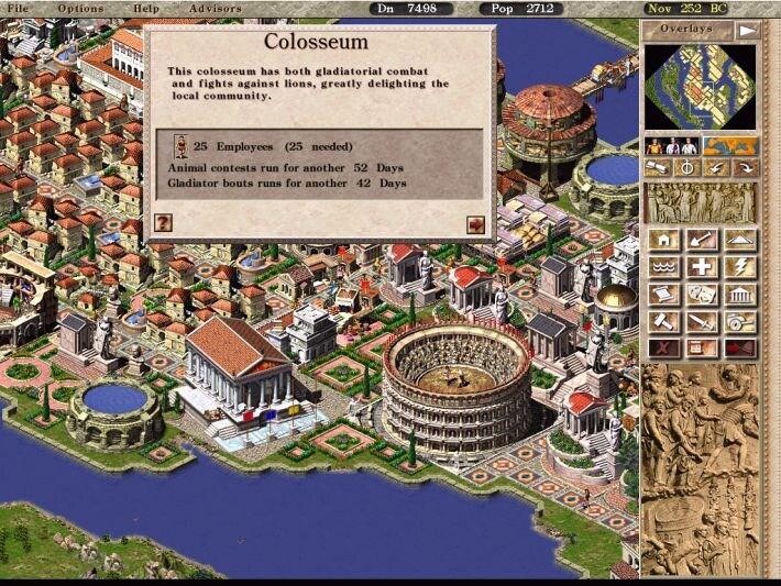 Caesar 3 GOG.COM Key GLOBAL - 4