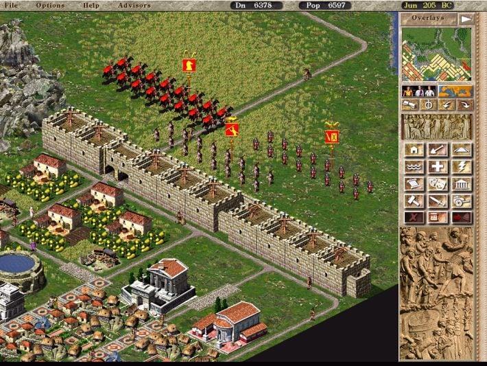 Caesar 3 GOG.COM Key GLOBAL - 3